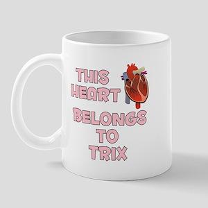 This Heart: Trix (C) Mug
