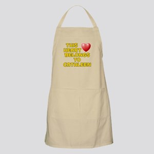 This Heart: Cathleen (D) BBQ Apron