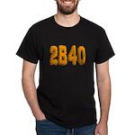 2b40 Mens Dark T-Shirt