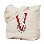 V8 R&W Tote Bag