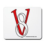 V8 R&W Mousepad