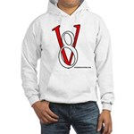 V8 R&W Hooded Sweatshirt