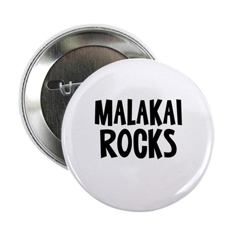 "Malakai Rocks 2.25"" Button (10 pack)"