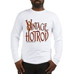 Vintage Hotrod Long Sleeve T-Shirt