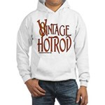 Vintage Hotrod Hooded Sweatshirt