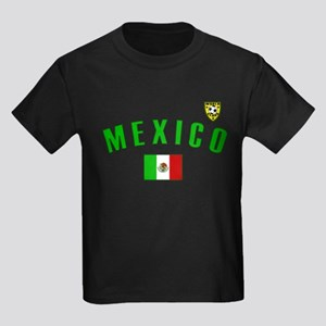Mexico Soccer Kids T-Shirt