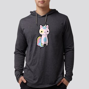 Unicorn Cat Long Sleeve T-Shirt