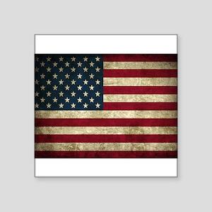 USA Flag - Grunge Sticker