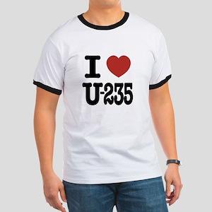 I Love U-235 Ringer T
