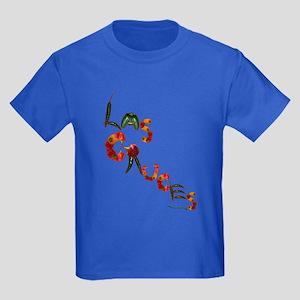 Las Cruces Kids Dark T-Shirt