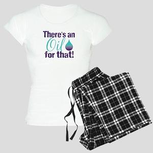 Oil for that blteal Women's Light Pajamas