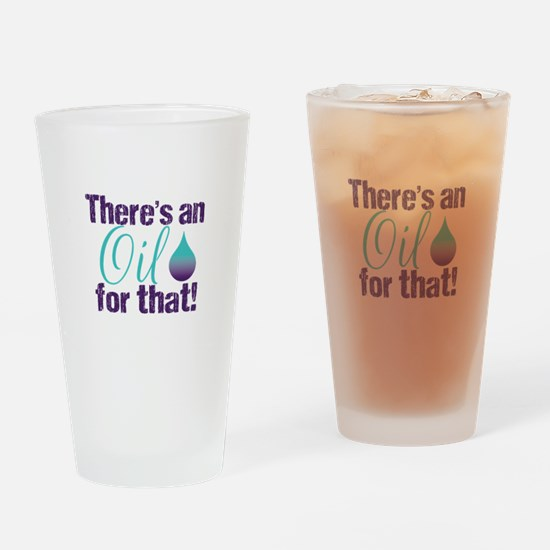 Oil for that blteal Drinking Glass