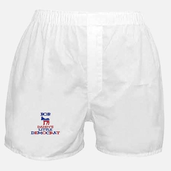Bob - Daddy's Little Democrat Boxer Shorts