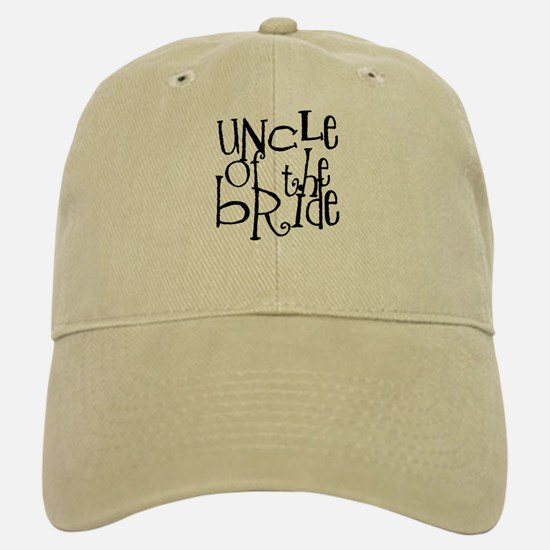 Uncle of the Bride Graffiti Baseball Baseball Cap