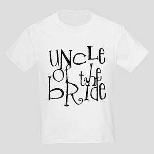 Uncle of the Bride Graffiti Kids Light T-Shirt