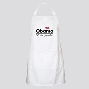 Obama: Si, Se Puede! BBQ Apron