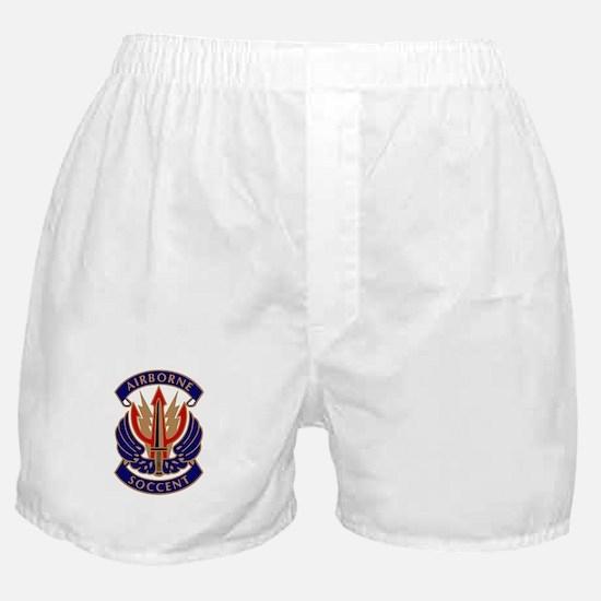 SOCCENT Boxer Shorts