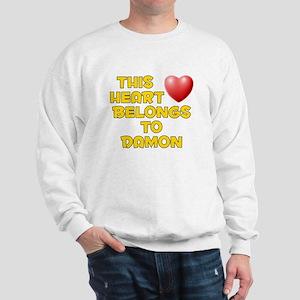 This Heart: Damon (D) Sweatshirt