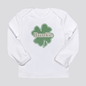 """Shamrock - Burke"" Long Sleeve T-Shirt"