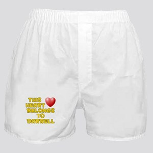 This Heart: Darrell (D) Boxer Shorts