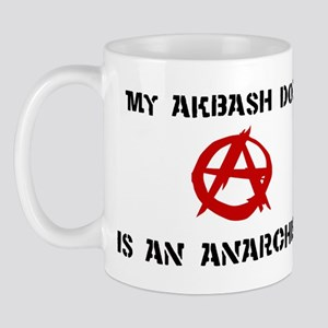 Akbash Dog anarchist Mug