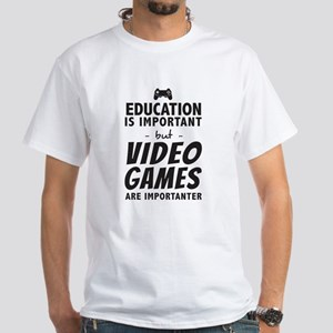 Education Is Important But Video Games Are Importa