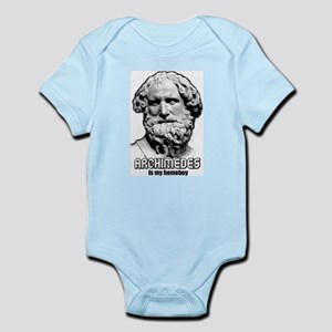 Archimedes Infant Creeper