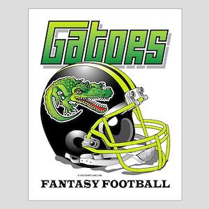 Fantasy Football - Gators Small Poster