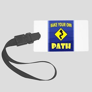PATH Luggage Tag