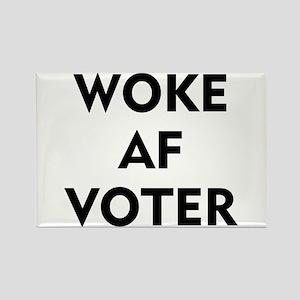 Woke Af Voter Magnets