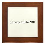 jimmy tide 08 Framed Tile