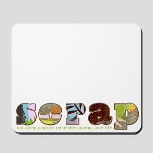 Scrap Mousepad