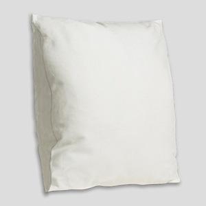 I'm Just a Radioactive Spider Burlap Throw Pillow