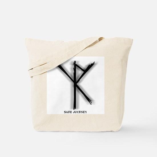 'Safe Journey' Tote Bag