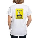 Slow Driver Women's V-Neck T-Shirt