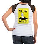 Slow Driver Women's Cap Sleeve T-Shirt