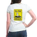 Slow Driver Jr. Ringer T-Shirt