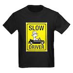 Slow Driver Kids Dark T-Shirt