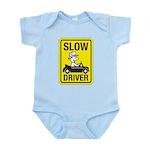 Slow Driver Infant Bodysuit