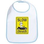 Slow Driver Bib