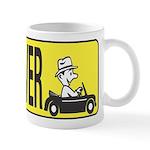Slow Driver Mug