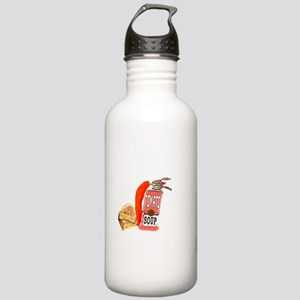 Grilled Cheese Tomato Stainless Water Bottle 1.0L