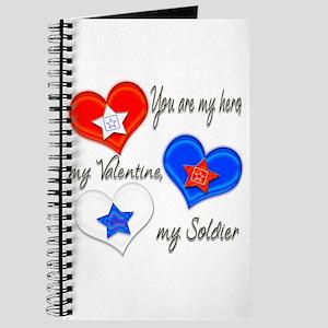 3 Hearts Soldier Journal