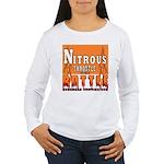 NITROUS Women's Long Sleeve T-Shirt