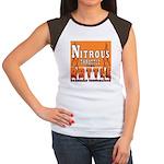 NITROUS Women's Cap Sleeve T-Shirt