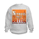 NITROUS Kids Sweatshirt