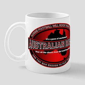 Australian Rugby Mug