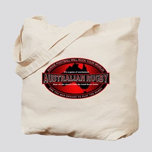 Australian Rugby Tote Bag