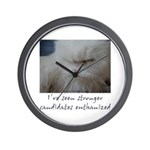 Strong Candidate? II Wall Clock