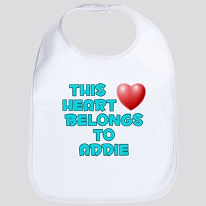 This Heart: Addie (E) Bib